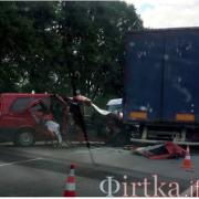 З'явилися фото жахливої ДТП у Задністрянську (відео)