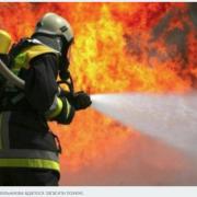 У Кропивнику загорівся будинок, у Боднарові — суха трава