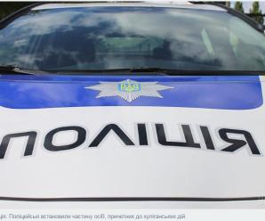 За фактом бійки на Прикарпатті поліція відкрила кримінальне провадження
