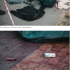У Івано-Франківському геріатричному пансіонаті встановили шахові та тенісний столи. ФОТО