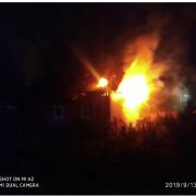 У Долині у власному будинку загинув чоловік (ФОТО)
