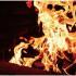 На Одещині 5-річна дитина загинула від пожежі в копиці сіна, яку сама й підпалила