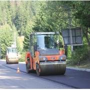 На Прикарпатті відновлюють дорогу від Ворохти до Верховини (ФОТО)