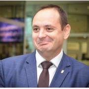 Марцінків привітав франківчан із півмільярдним кредитом (ВІДЕО)