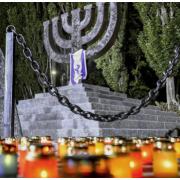 78-мі роковини: сьогодні в Україні вшановують пам'ять жертв трагедії в Бабиному Яру