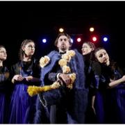 Франківський драмтеатр з аншлагом відкрив свій 81-й театральний сезон (ФОТО)
