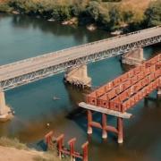 """""""ПБС"""" починає будівництво мосту в селі Сівка Войнилівська на Калущині"""