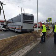 В Польщі автобус з українцями потрапив в ДТП (ФОТО)