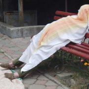 На Прикарпатті посеред вулиці померла жінка