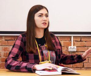 «Дівчина, яку ми вбили». Поліна Кулакова презентує в Калуші свою нову книгу