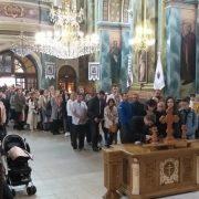 До Франківська привезли частинку хреста, на якому розіп'яли Ісуса Христа (ФОТО)