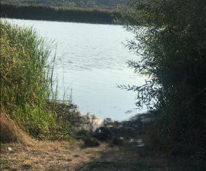На шиї і ногах – каміння: на березі річки знайшли труп чоловіка (фото)
