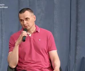 """""""Всі чекали, що я вийду скелетом"""": як змінився Сенцов за час свого ув'язнення (фото)"""