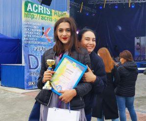 Дівчина із Чернієва виборола другу премію серед співаків із шести країн
