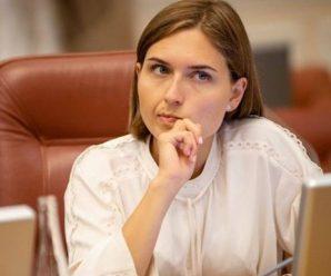 Молоденька міністерка освіти назвала головні цілі: вчителі та школярі завмерли