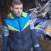 Прикарпатець рятує гори від непотребу та привчає місцевих сортувати сміття