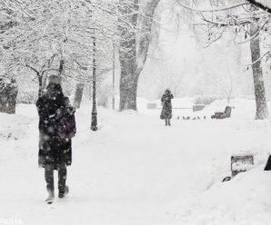 Зима близько: Європу чекають найсуворіші морози за останні 30 років