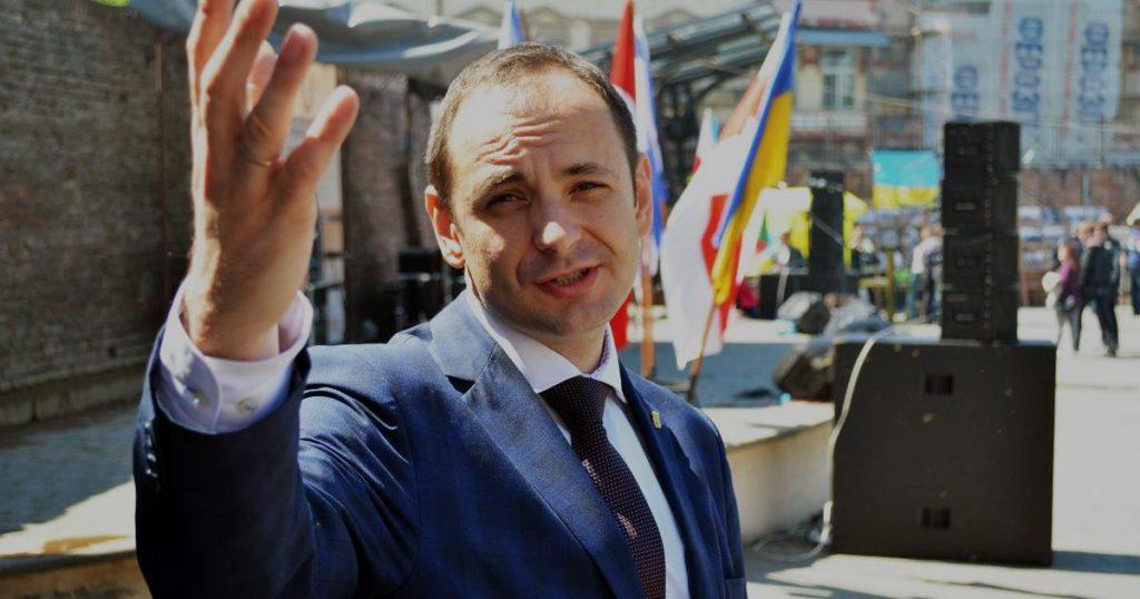Віддайте наші гроші, – Марцінків вимагає 320 мільйонів для Франківська в ОДА