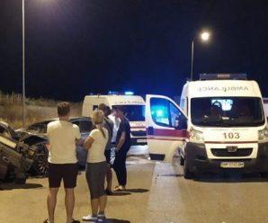 Жахлива аварія забрала життя чотирьох молодих хлопців, ще три жінки травмовані