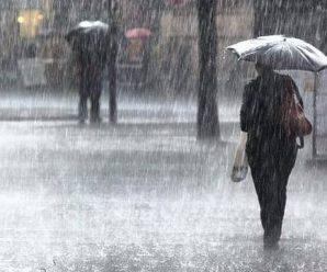 На Прикарпаття насувається негода: сьогодні сильний дощ і вітер