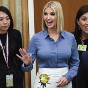 """""""Вміє акцентувати увагу на головному"""": донька Трампа """"особливо"""" відзначилася на Генасамблеї ООН. Не занадто сміливе вбрання?"""