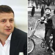 Зеленський в школі: чому президент ходив з мокрим волоссям і прогулював уроки