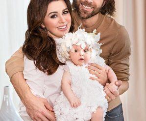 Рак Анастасії Заворотнюк: у мережі з'явились зворушливі фото усієї сім'ї актриси