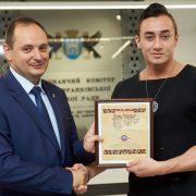 Лікар-інтерн франківського медуніверситету став призером чемпіонату світу з бодібілдингу