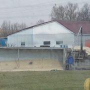 У селі Вербіж Коломийського району перекинувся вантажний автомобіль