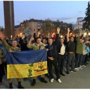 """""""Ми можемо втратити Україну"""": у Франківську ветерани прийняли резолюцію проти """"формули Штайнмаєра"""""""
