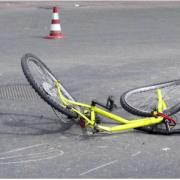 У Франківську водій Renault Kangoo збив дитину на велосипеді
