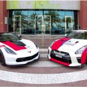 Швидка медична допомога в Дубаї тепер їздить на суперкарах
