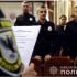 На Прикарпатті поліцейські-новобранці склали присягу на вірність народові України (ФОТО)