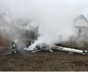 В авіакатастрофі під Полтавою загинув ексміністр