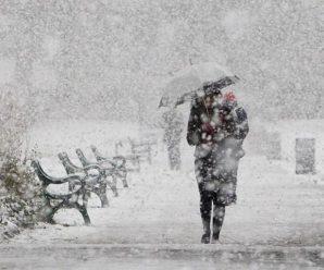 Морози та сильний сніг: синоптик розповів, якою буде погода в листопаді