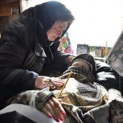 """""""Який біль…"""": У Миргороді поховали 36-річну військову Ярославу Никоненко. Мати почорніла від горя (фото/відео)"""