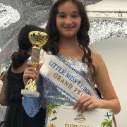 Юна франківка завоювала титул на конкурсі краси на Канарах