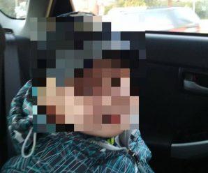 Франківець у маршрутці загубив шестирічного онука