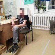 У Франківську небайдужі повідомили поліцію про п'яного водія з двома дітьми у салоні(ФОТО)