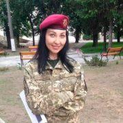 Від снайперської кулі загинула солдат Ярослава Никоненко, батько якої не повернувся з війни