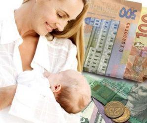 """""""До 400 тисяч гривень"""": В Україні планують збільшити виплати при народженні дитини. Проте є одне """"але"""""""
