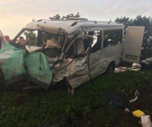 Багато загиблих та постраждалих: автобус із українцями потрапив у жахливу аварію в Росії (фото)