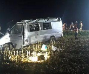Багато постраждалих: автобус з українськими заробітчанами потрапив у жахливу аварію в Чехії (фото)