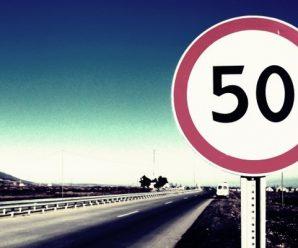 У 2020 році планують запровадити нові штрафи та знизити припустиму швидкість