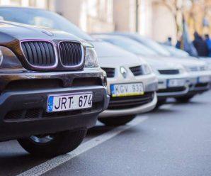 """""""Побажання врахують, але не всі"""": Депутати вводять нові правила для """"євроблях"""". Які зміни очікують водіїв?"""