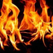 На Прикарпатті горіли житлові будинки