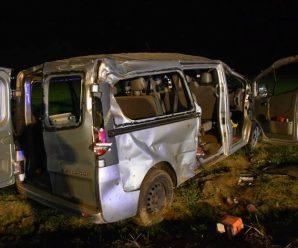 Автобус з українськими заробітчанами потрапив в аварію в Польщі: є постраждалі