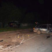 П'яний поліцейський вилетів на зустрічну смугу і спричинив смертельне ДТП: є загиблі та поранені