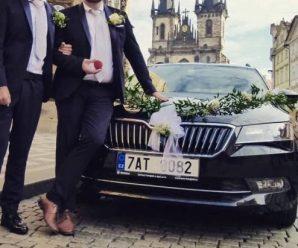 Закарпатець уклав шлюб з хлопцем в Чехії