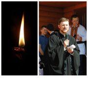 На Прикарпатті поховають 27-річного священика, якого збив потяг